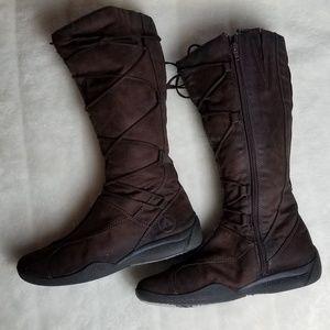 Airwalks leather boots
